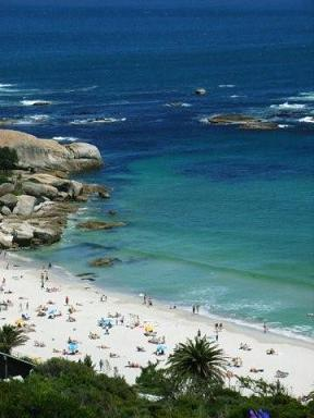 Picture of clifton beach