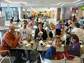 Bars and restaurants at Cape Town International airport