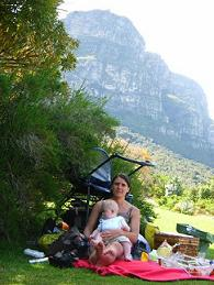 Cheap family vacation at Kirstenbosch Botanical Garden