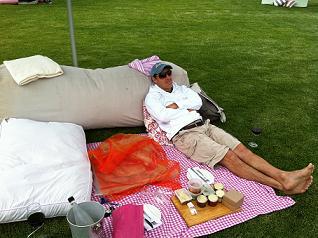 picnic in cape town