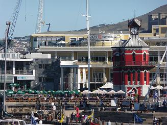 Clock Tower, V&A Waterfront