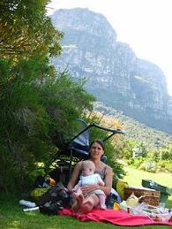 Cheap family vacation at Kirstenbosch Botanical Garden
